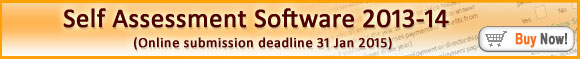 Andica Self Assessment Software 2013-14